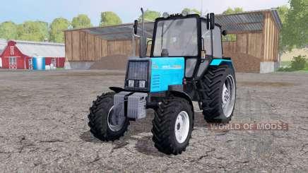 МТЗ 892 Беларус с отвалом для Farming Simulator 2015