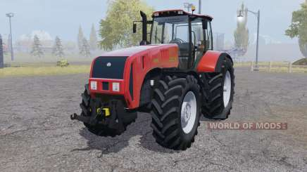 Беларус 3522 интерактивное управление для Farming Simulator 2013