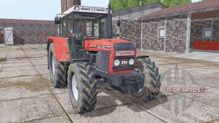 ZTS 16245 Turbo very soft red для Farming Simulator 2017