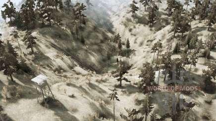Lakes Valley - Overland для MudRunner