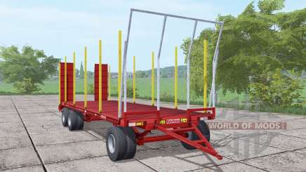 Ravizza Rimorchi RA 8000 3A SB для Farming Simulator 2017