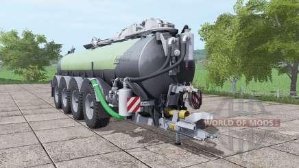 Kaweco Turbo Tanken для Farming Simulator 2017