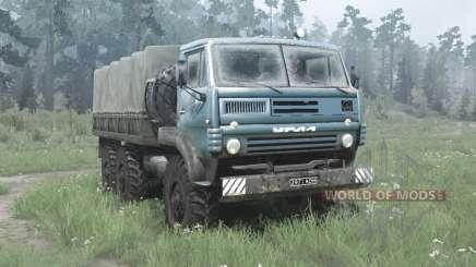 Урал 4322А опытный 1978 для MudRunner