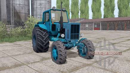 МТЗ 82 Беларус выбор конфигураций для Farming Simulator 2017