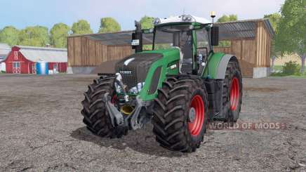Fendt 924 Vario pack для Farming Simulator 2015