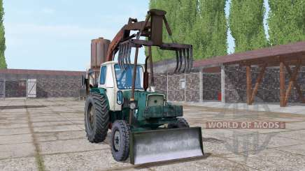 ЮМЗ 6Л грейфер 4x2 для Farming Simulator 2017