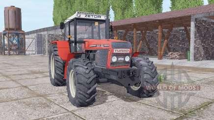 ZTS 16245 Turbo soft red для Farming Simulator 2017