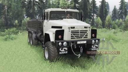 КрАЗ 260 v2.2 для Spin Tires
