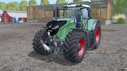 Fendt 1050 Vario interactive control для Farming Simulator 2015