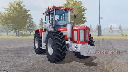 Schluter Super-Trac 2500 VL twin wheels для Farming Simulator 2013