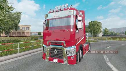 Renault T 520 4x2 High Sleeper Cab для Euro Truck Simulator 2