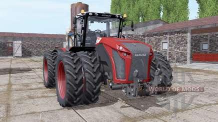 CLAAS Xerion 4500 red для Farming Simulator 2017