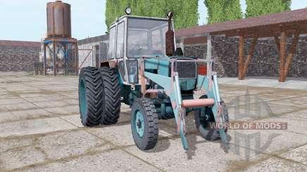 ЮМЗ 6КЛ с ПКУ v1.4 для Farming Simulator 2017