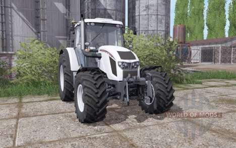 Zetor Forterra 130 HD white для Farming Simulator 2017