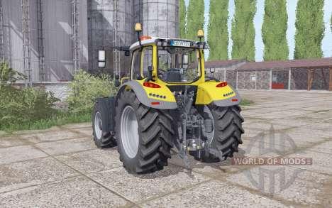 Fendt 718 Vario design line для Farming Simulator 2017