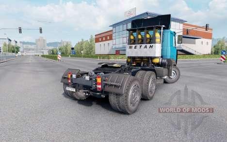МАЗ 6422 v3.2 для Euro Truck Simulator 2