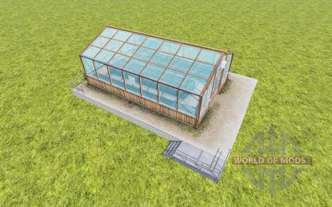 Greenhouses v1.0.0.1 для Farming Simulator 2017