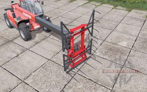Bugnot Bibal V4 для Farming Simulator 2017