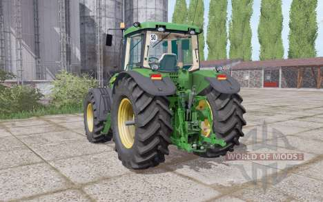 John Deere 7720 animation parts для Farming Simulator 2017