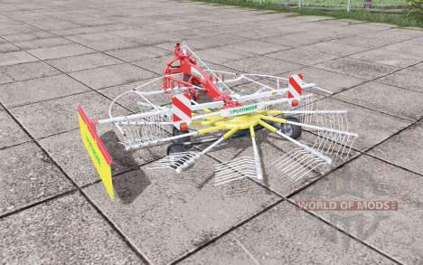 Pottinger Top 462 single rotor для Farming Simulator 2017