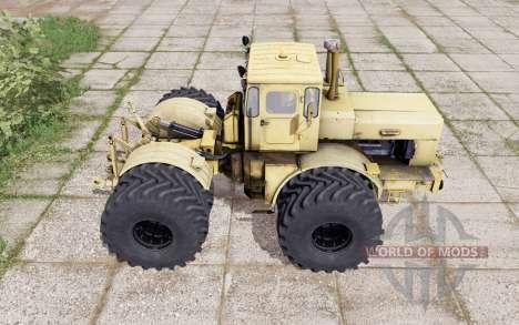 Кировец К-700А сдвоенные колёса для Farming Simulator 2017
