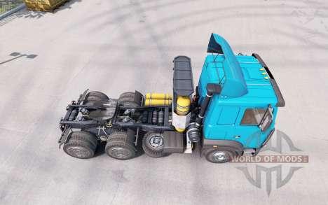 МАЗ 6422 для American Truck Simulator