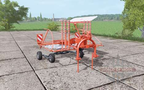 Kuhn GA 3501 для Farming Simulator 2017