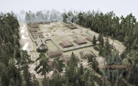 Суровая Сибирь 2 для Spintires MudRunner