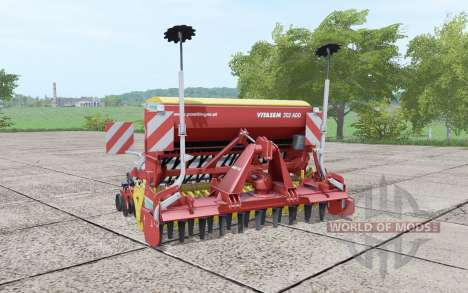 Pottinger Vitasem 302 ADD для Farming Simulator 2017