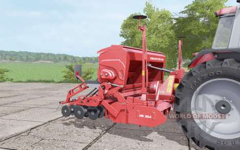 Kuhn Sitera 3000 and HR 304 D для Farming Simulator 2017