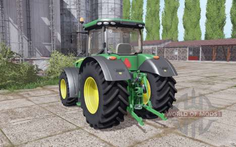 John Deere 8345R front weight для Farming Simulator 2017