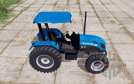 New Holland TL 75e для Farming Simulator 2017