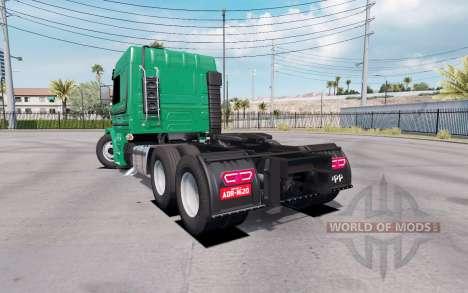 Scania T113H 360 для American Truck Simulator