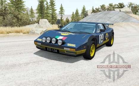 Civetta Bolide Rally v0.2.0.1 для BeamNG Drive