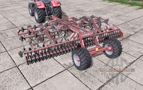 Horsch Terrano 8 FX v1.1 для Farming Simulator 2017
