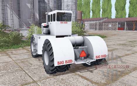 Big Bud HN 320 1976 для Farming Simulator 2017