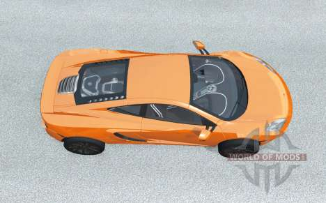 McLaren MP4-12C 2011 для BeamNG Drive
