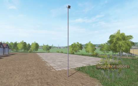 Прожектор для Farming Simulator 2017