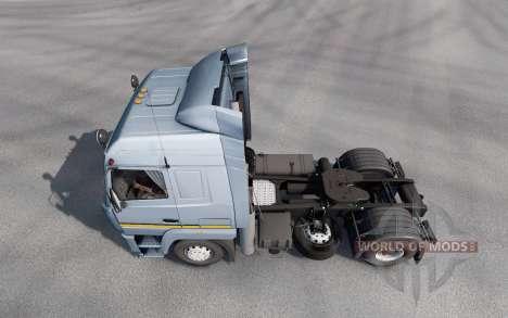 МАЗ 5440А8 для Euro Truck Simulator 2