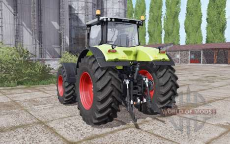 CLAAS Axion 940 interactive control для Farming Simulator 2017