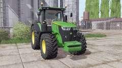 John Deere 7310R 2015 для Farming Simulator 2017