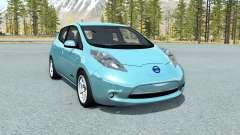 Nissan Leaf 2014 для BeamNG Drive