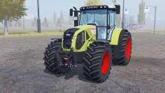 Claas Axion 950 2011 для Farming Simulator 2013