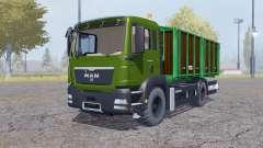 MAN TGS tipper для Farming Simulator 2013