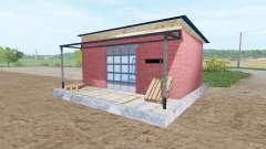 Хранение поддонов для Farming Simulator 2017