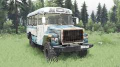 КАвЗ 39766 Садко 2003 для Spin Tires