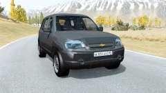 Chevrolet Niva для BeamNG Drive