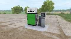 Топливораздаточная колонка для Farming Simulator 2017