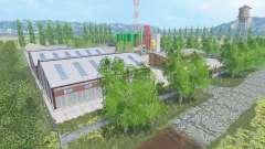 Gocsej Agro для Farming Simulator 2015