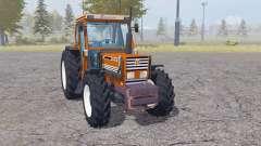 Fiatagri 110-90 DT front loader для Farming Simulator 2013